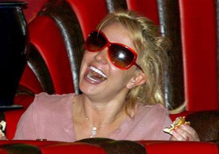 Britney Spears hamburguesa